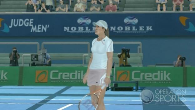 Smash Court Tennis 3 Screenshot #16 for Xbox 360