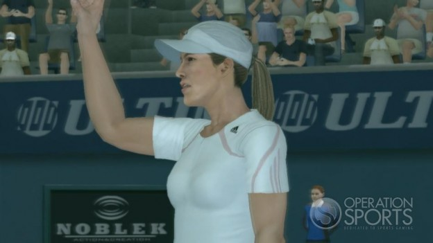 Smash Court Tennis 3 Screenshot #17 for Xbox 360