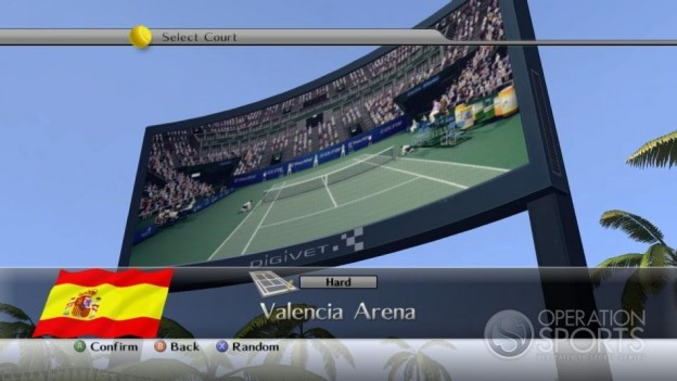 Smash Court Tennis 3 Screenshot #19 for Xbox 360