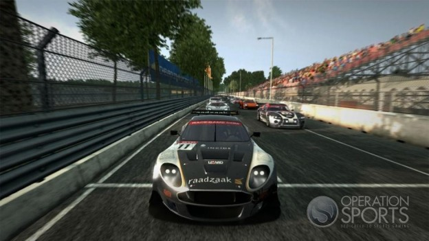 RACE Pro Screenshot #2 for Xbox 360