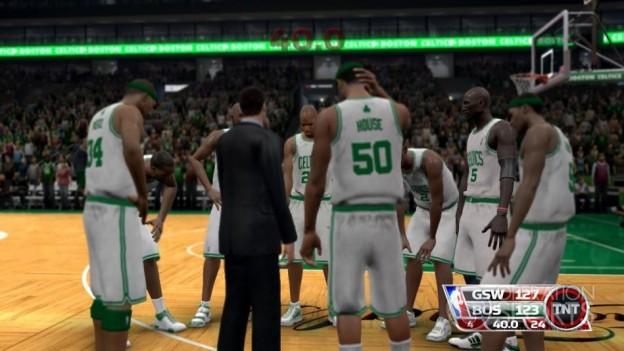 NBA 09 The Inside Screenshot #2 for PS3