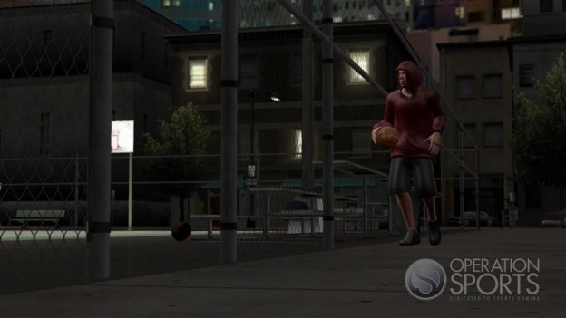 NBA 09 The Inside Screenshot #4 for PS3
