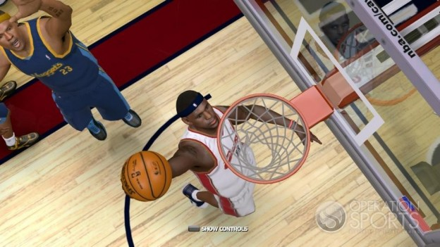 NBA 09 The Inside Screenshot #12 for PS3