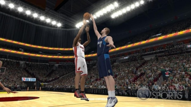 NBA 09 The Inside Screenshot #14 for PS3