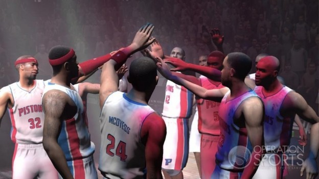 NBA 09 The Inside Screenshot #26 for PS3