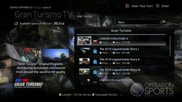 Gran Turismo 5 Prologue Screenshot #67 for PS3