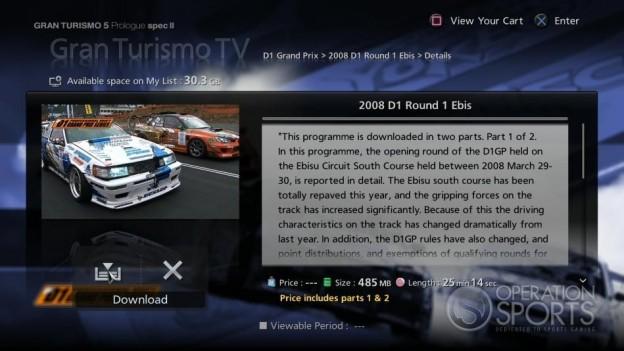Gran Turismo 5 Prologue Screenshot #72 for PS3