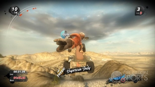 Pure Screenshot #5 for PS3
