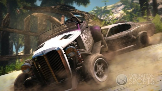 Motorstorm: Pacific Rift Screenshot #2 for PS3