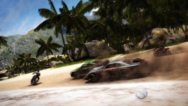 Motorstorm: Pacific Rift Screenshot #6 for PS3