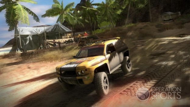 Motorstorm: Pacific Rift Screenshot #8 for PS3