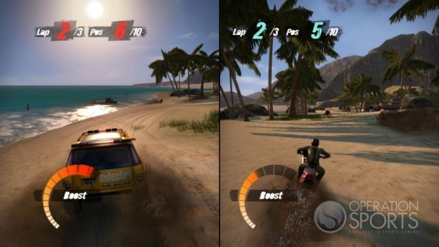 Motorstorm: Pacific Rift Screenshot #12 for PS3