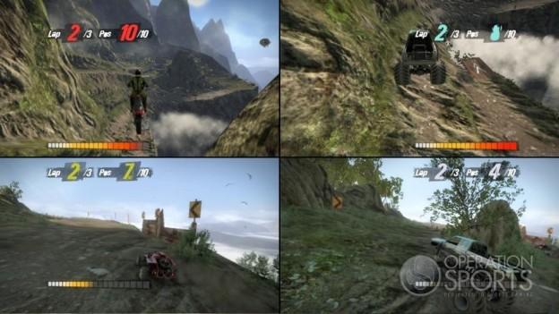 Motorstorm: Pacific Rift Screenshot #13 for PS3