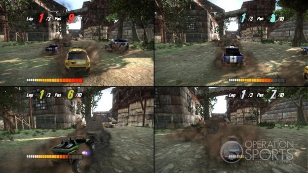 Motorstorm: Pacific Rift Screenshot #14 for PS3