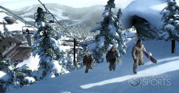 Shaun White Snowboarding Screenshot #2 for Xbox 360