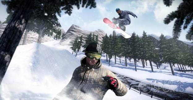 Shaun White Snowboarding Screenshot #3 for Xbox 360