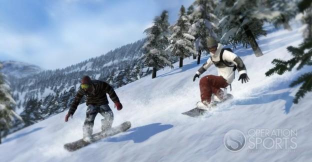 Shaun White Snowboarding Screenshot #4 for Xbox 360