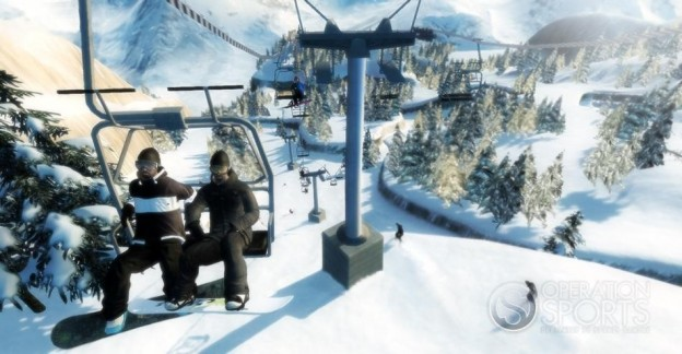 Shaun White Snowboarding Screenshot #5 for Xbox 360