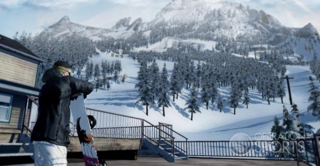 Shaun White Snowboarding Screenshot #6 for Xbox 360
