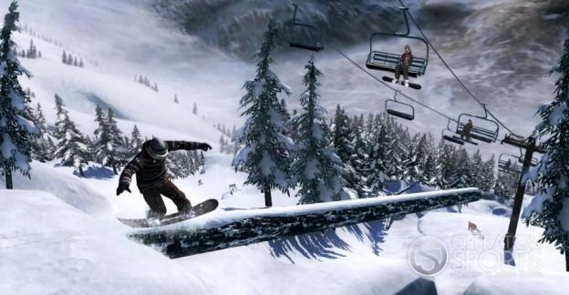 Shaun White Snowboarding Screenshot #7 for Xbox 360