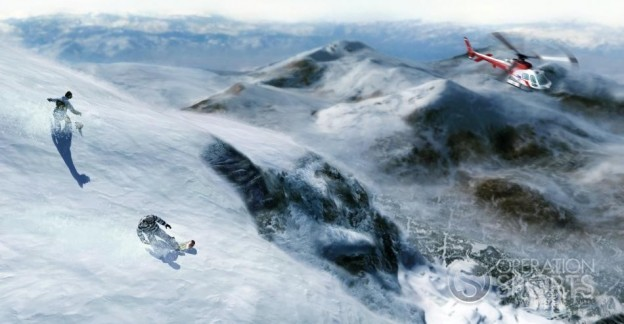 Shaun White Snowboarding Screenshot #8 for Xbox 360