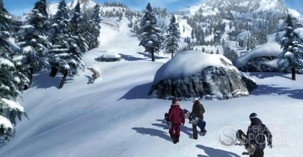 Shaun White Snowboarding Screenshot #10 for Xbox 360