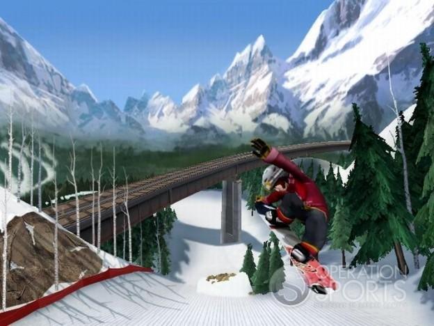Shaun White Snowboarding Screenshot #1 for Wii