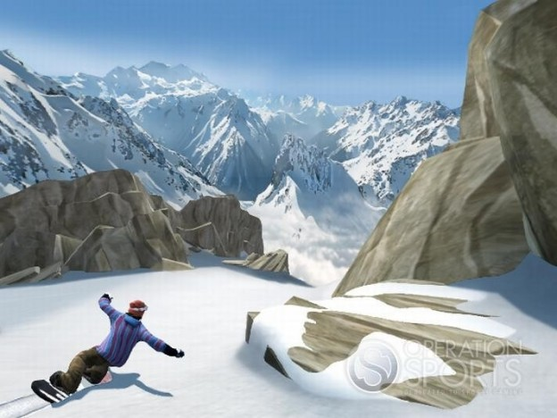 Shaun White Snowboarding Screenshot #2 for Wii