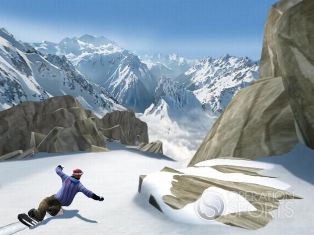 Shaun White Snowboarding Screenshot #2 for Wii
