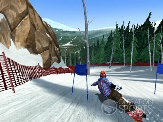 Shaun White Snowboarding Screenshot #3 for Wii