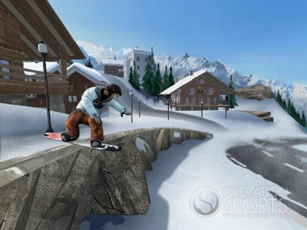 Shaun White Snowboarding Screenshot #5 for Wii