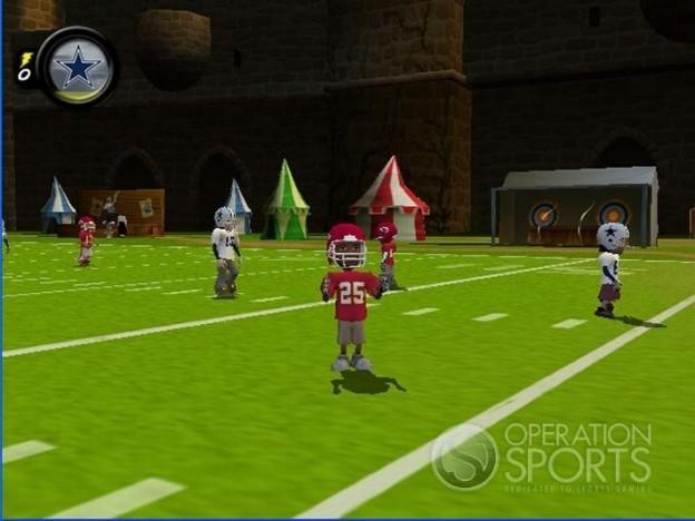 Backyard Football '09 Screenshot #2 for PC