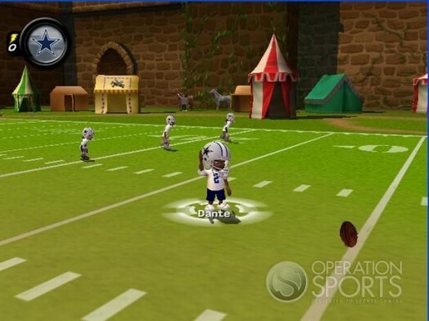 Backyard Football '09 Screenshot #4 for PC