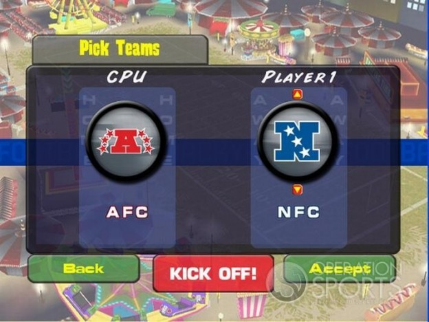 Backyard Football '09 Screenshot #7 for PC
