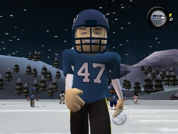 Backyard Football '09 Screenshot #12 for PC