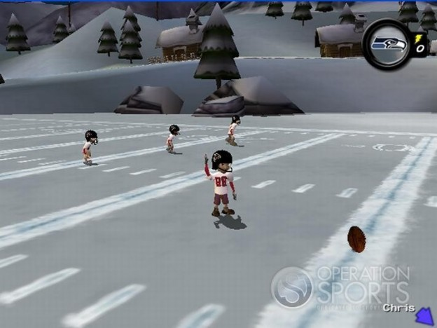 Backyard Football '09 Screenshot #13 for PC