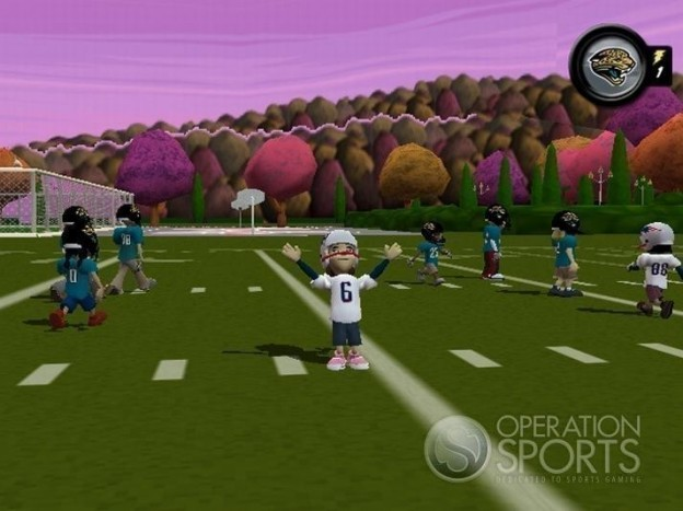 Backyard Football '09 Screenshot #15 for PC