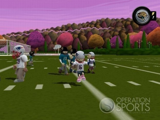Backyard Football '09 Screenshot #16 for PC