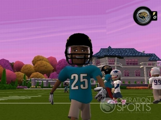 Backyard Football '09 Screenshot #17 for PC