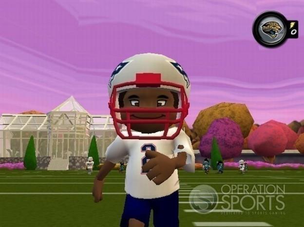 Backyard Football '09 Screenshot #18 for PC