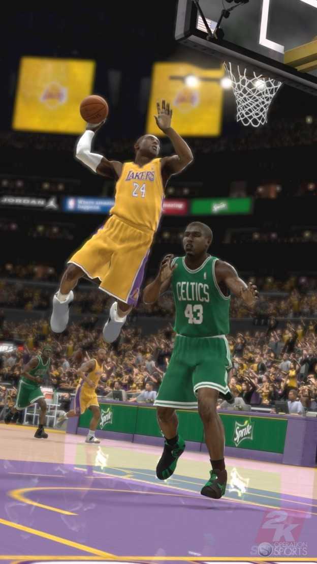 NBA 2K9 Screenshot #4 for Xbox 360