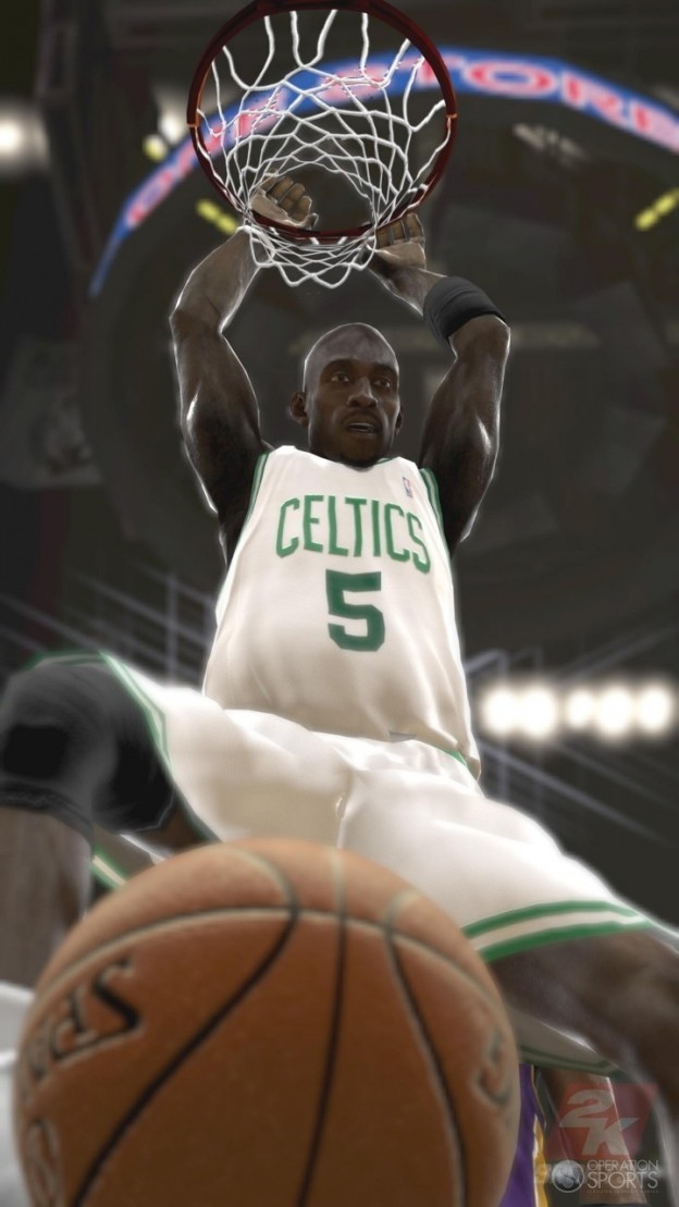 NBA 2K9 Screenshot #6 for Xbox 360