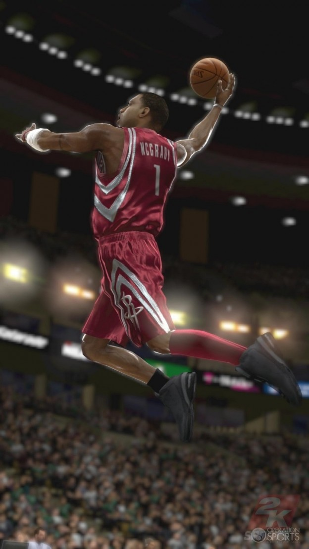 NBA 2K9 Screenshot #7 for Xbox 360
