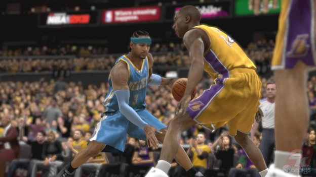 NBA 2K9 Screenshot #8 for Xbox 360