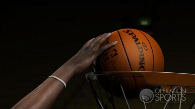 NBA 2K9 Screenshot #10 for Xbox 360
