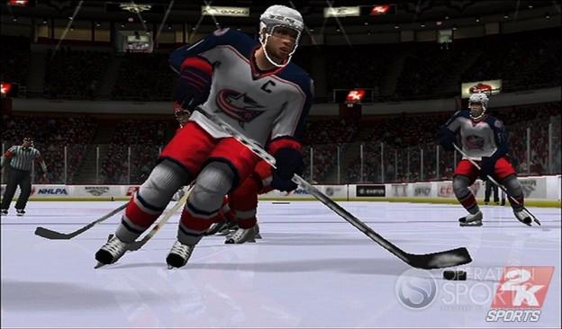NHL 2K9 Screenshot #8 for Wii