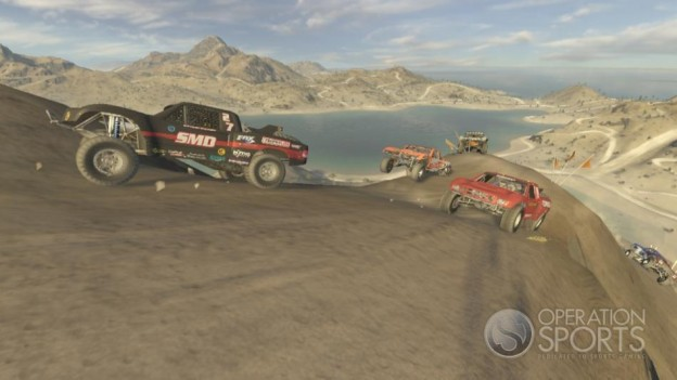 Baja: Edge of Control Screenshot #10 for Xbox 360