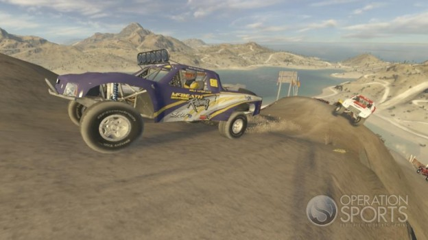 Baja: Edge of Control Screenshot #11 for Xbox 360