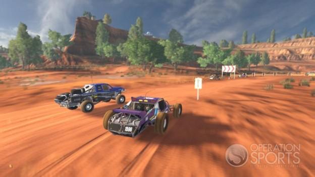 Baja: Edge of Control Screenshot #13 for Xbox 360