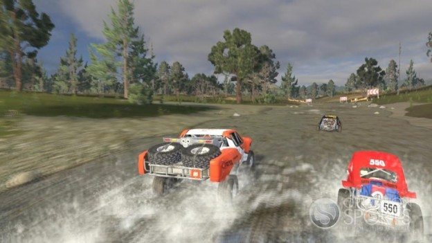 Baja: Edge of Control Screenshot #15 for Xbox 360